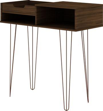 Alexito Brown Sofa Table