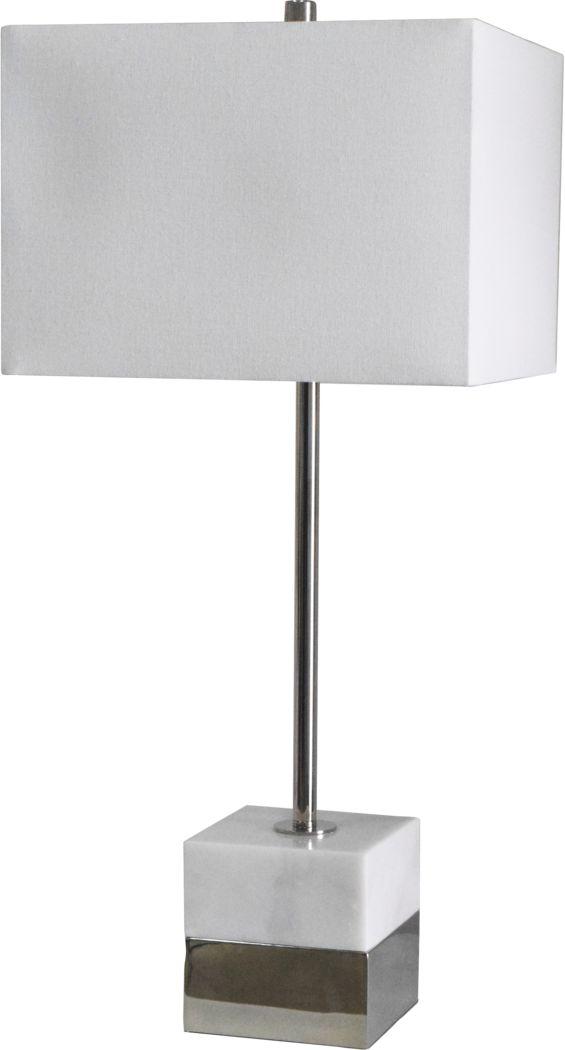Alicia Park White Lamp