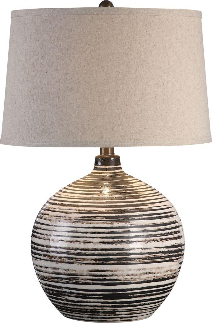 Alisy Street Bronze Lamp