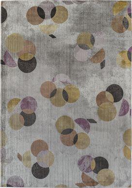 CosmoLiving By Cosmopolitan Aliviah Gray 8' x 10' Rug