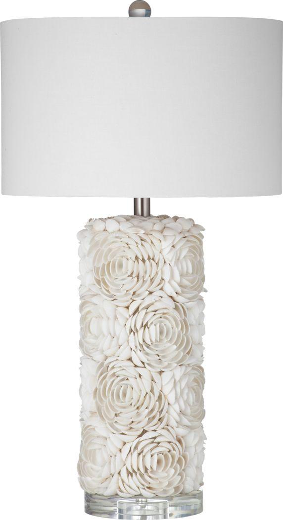 Alkol Bay Cream Lamp