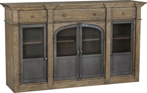 Allstone Brown Sideboard