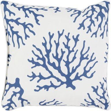 Alohi Blue Indoor/Outdoor Accent Pillow