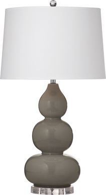 Alpena Crossing Gray Lamp