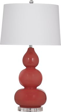Alpena Crossing Red Lamp
