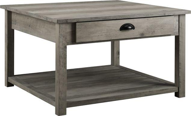 Alsatia Gray Cocktail Table