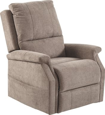 Alston Brown Lift Chair Power Recliner