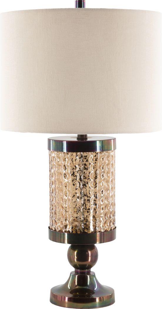 Alten Cove Bronze Lamp
