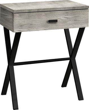 Altondale Gray End Table