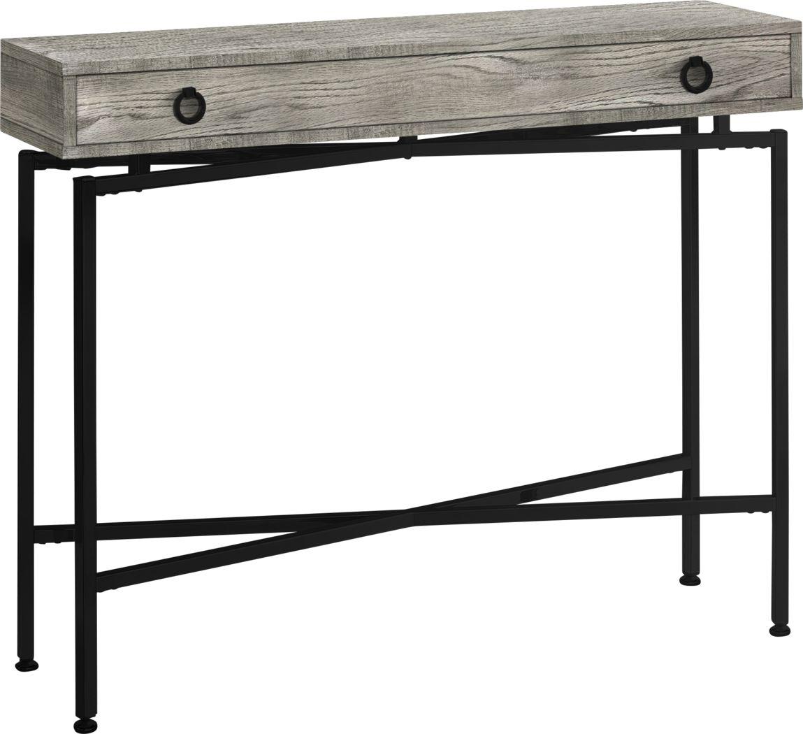 Altondale Gray Sofa Table