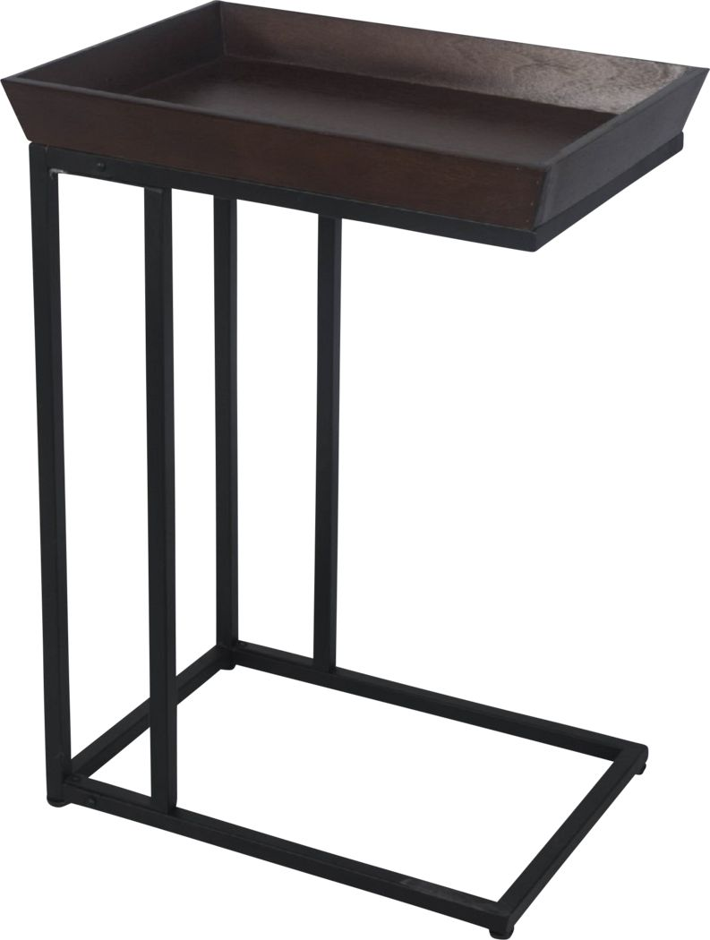 Amarella Brown Accent Table