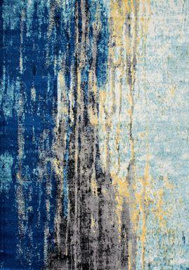 Amerie Blue 5' x 8' Rug
