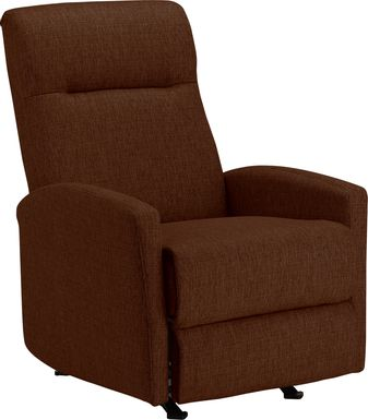 Amyclae Red Recliner