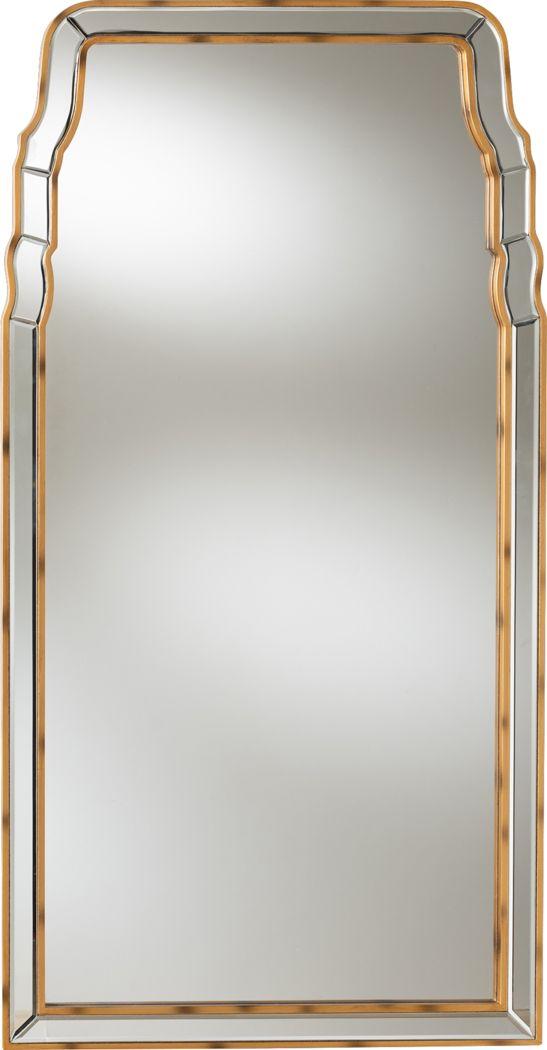 Anafis Gold Mirror