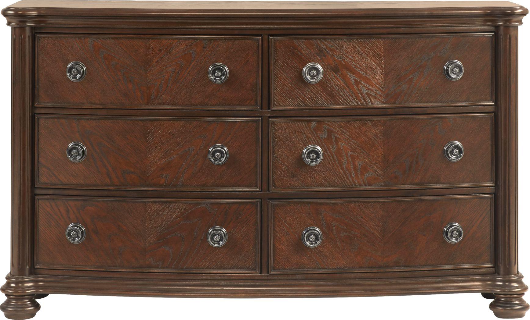 Anastasia Brown Dresser