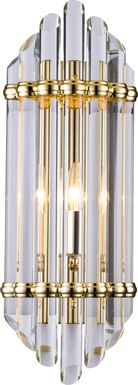 Ancora Court Clear Sconce