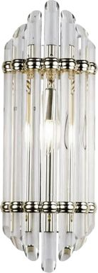 Ancora Court Glass Sconce