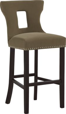 Andalasia Brown Barstool