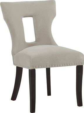 Andalasia Cream Side Chair