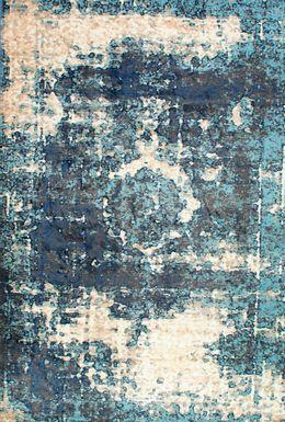 Andena Blue 5' x 8' Rug