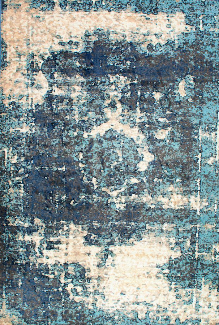 Andena Blue 6' x 9' Rug