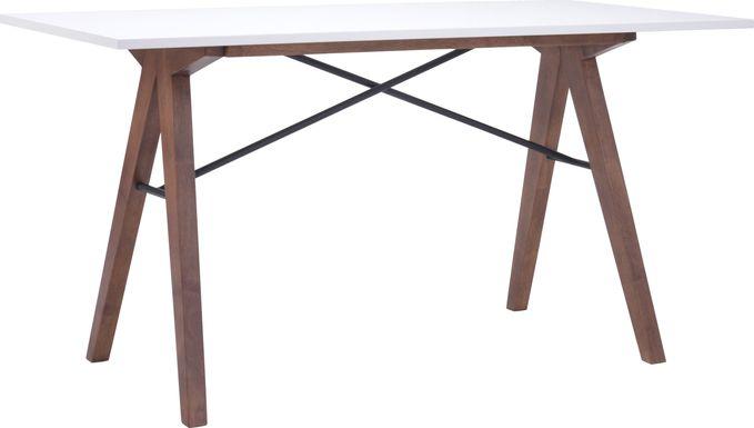 Andover Walnut Desk