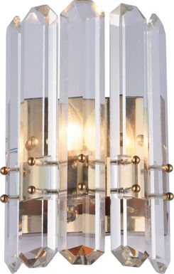 Angelico Court Gold Sconce