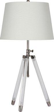 Angelita Lane Clear Lamp
