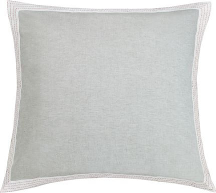 Aniya Gray Decorative Pillow