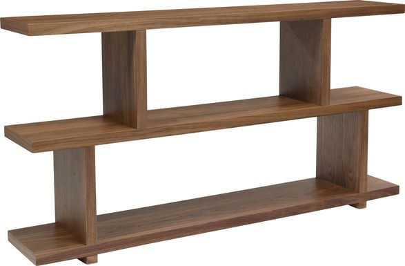 Ankerville Brown  Bookcase