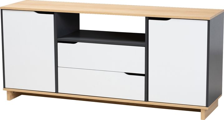 Annaley White Sideboard