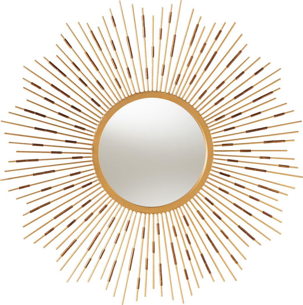 Antilla Gold Mirror