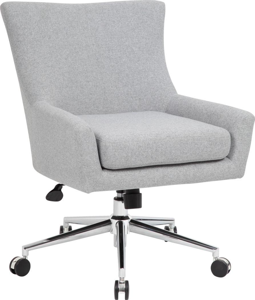 Apsley Gray Desk Chair
