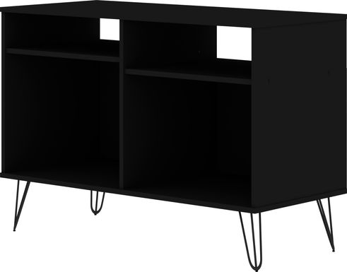 Aptos Lane Black 39 in. Console