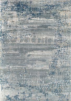 Arald 8' x 10' Blue Rug