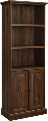 Arboles Brown Bookcase