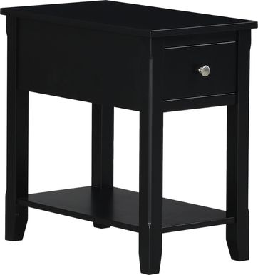 Ardale Black Accent Table