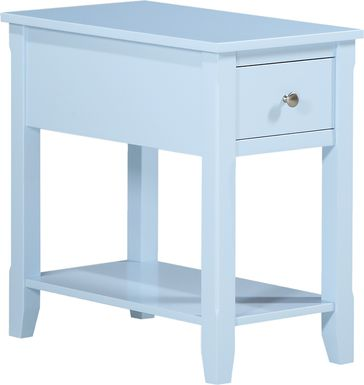 Ardale Blue Accent Table