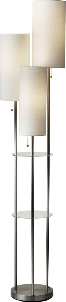 Ariella Cove Steel Floor Lamp