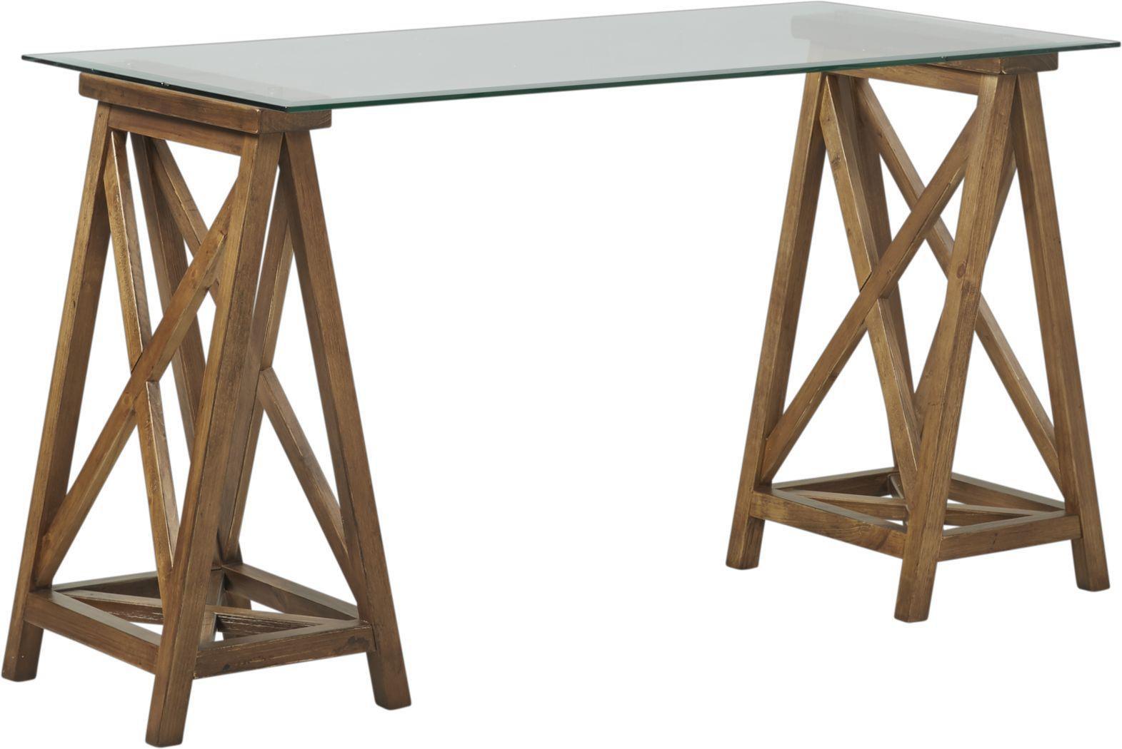 Arina Brown Desk
