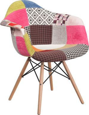 Arlingford Pink Accent Chair