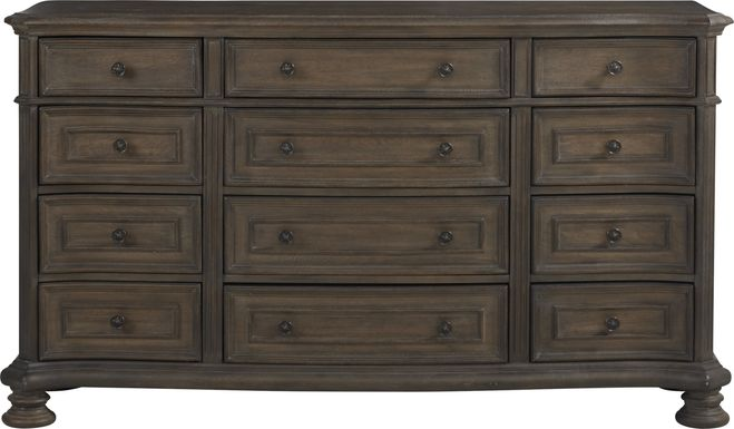Armitage Dark Brown Dresser