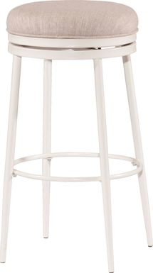 Armsley Cream Counter Height Stool