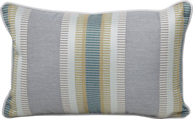 Arnise Isle Light Taupe Indoor/Outdoor Accent Pillow
