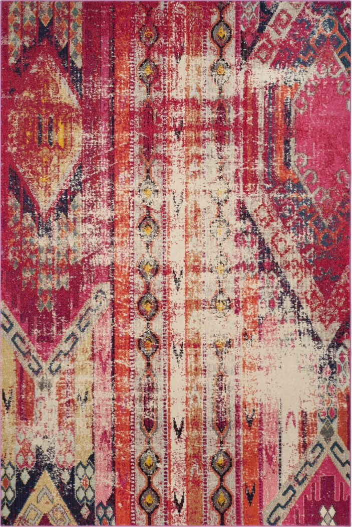 Artesia Pink 8' x 11' Rug