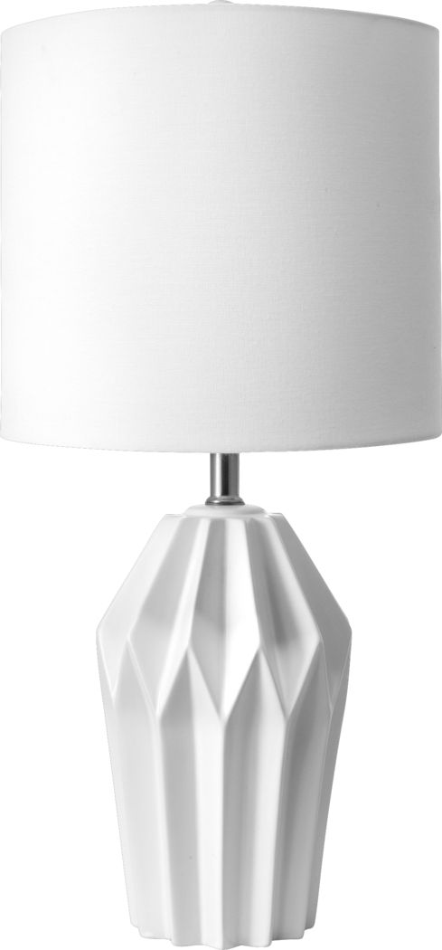 Ashbluff White Lamp
