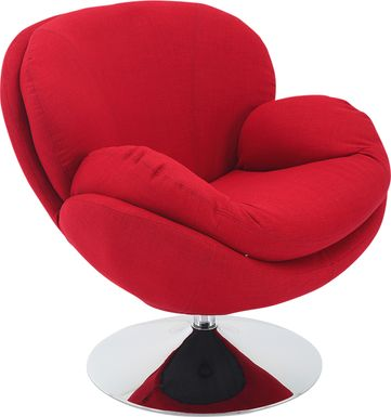 Ashbrook Red Accent Chair