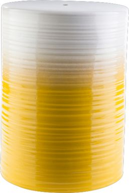 Assana Yellow Outdoor Stool