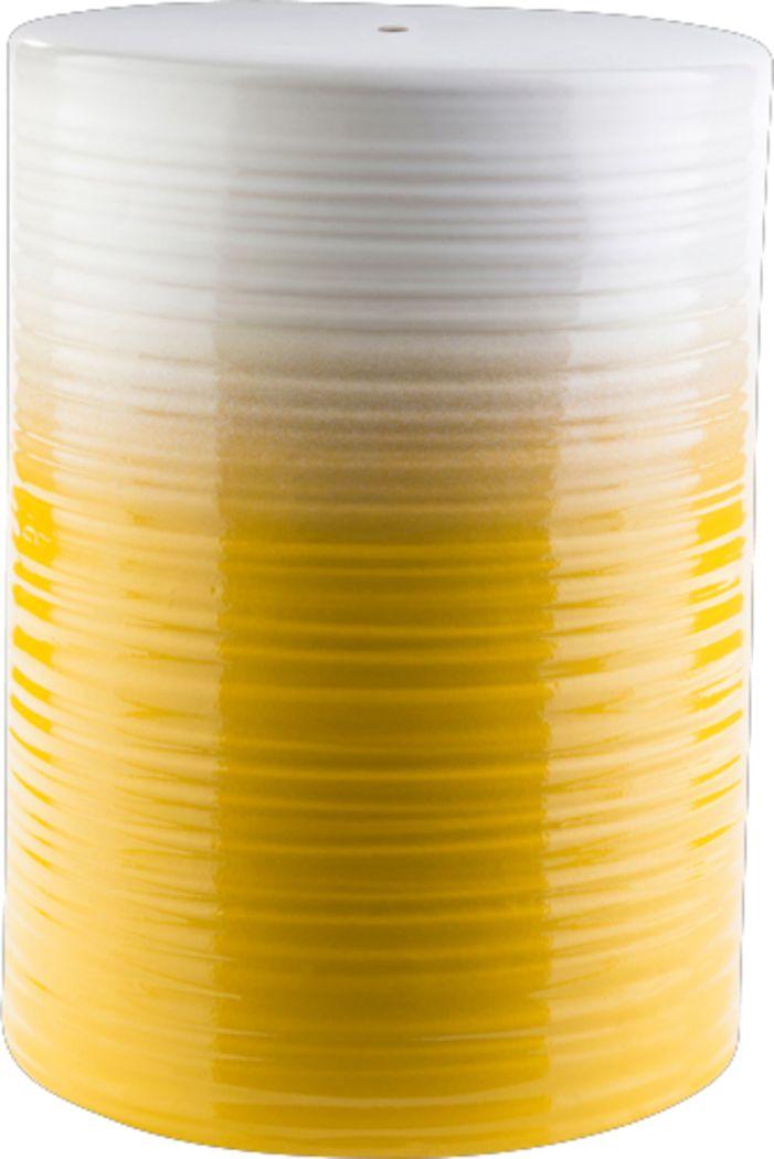 Assana Yellow Outdoor Stool