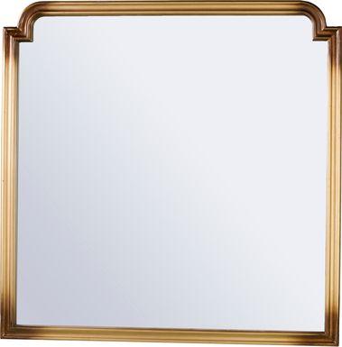 Asterbend Yellow Mirror